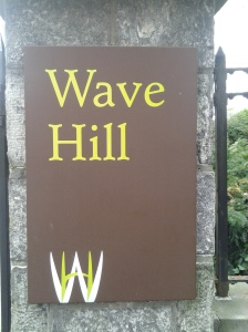 Wave Hill Entrance