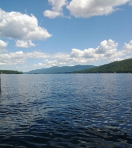 Lake George, Looking North (photo taken 06 22 2014)